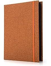 AIOR Slip in fotoalbum minnesbok, brun