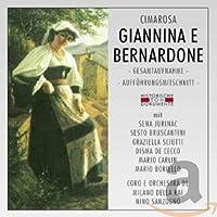 CIMAROSA/ GIANNINA E BERNARDONE