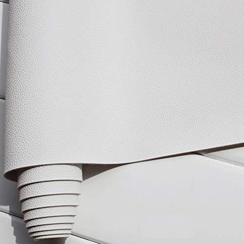 Venta de Polipiel por Metros Tela De Polipiel for Tapizar Espesor 1mm Tela De Imitación De Cuero Tela Skai Cuero Sintético Imitación De Cuero Tejido De Piel Sintética Piel Sintética Ancho 54in (138cm)
