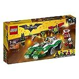 LEGO Movie Batman Riddle Racer di The Riddler Costruzioni Piccole Gioco Bambina, Multicolore, 70903