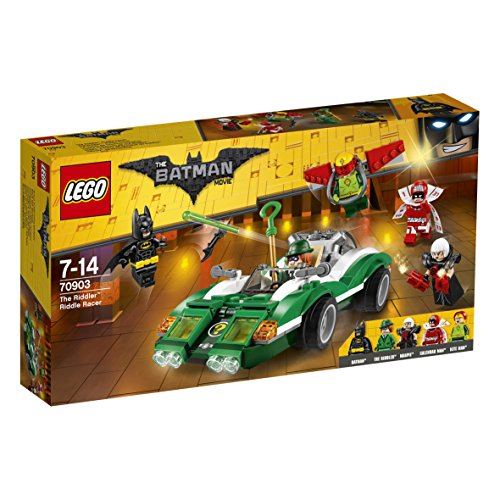 LEGO The Batman Movie 70903 - The Riddler: Riddle Racer, Spielzeug