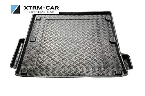 XTRM-CAR Kofferraumwanne Kofferraummatte geeignet zur Mercedes E W212 Kombi (2009-2016)