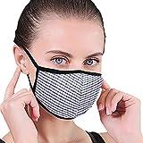 UINGKID Staubmaske Gesichtsbedeckung Männer und...