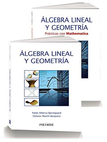 Pack-Álgebra lineal y Geometría (Ciencia y Técnica)