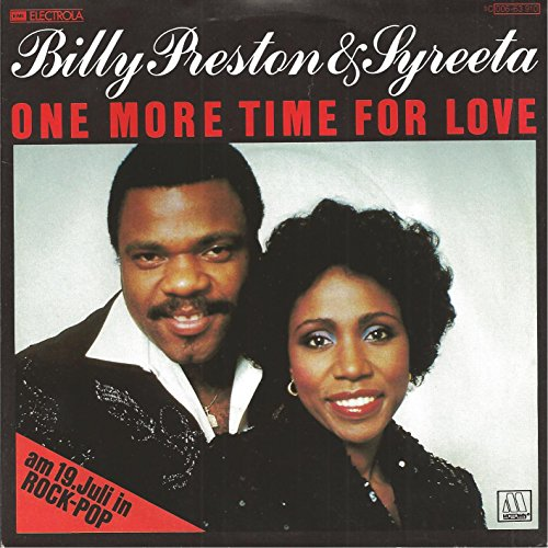 One more time for love / Dance for me children / 1 C 006-63910