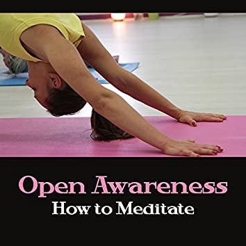 Open Awareness: How to Meditate - Aliveness of Sounds, Relaxing Back into Presence, Increase Calmness, Joy