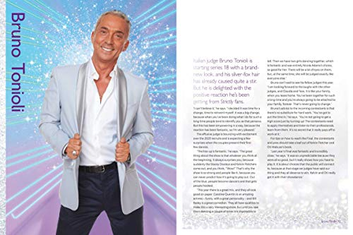 Official Strictly Come Dancing Annual 2021 (Annuals 2021)