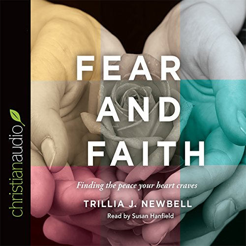 Fear and Faith audiobook cover art