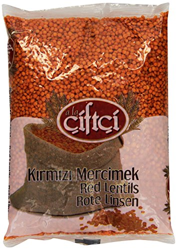 A La Ciftci Rote Linsen (Kirmizi Mercimek), 16er Pack (16 x 900 g)