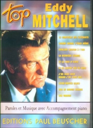 Mitchell eddy : Top Mitchell (partitions)