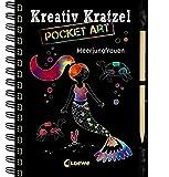 Kreativ-Kratzel Pocket Art: Meerjungfrauen (Kreativ-Kratzelbuch)