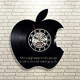 LIMN Vinilo Record Wall Clock Custom Order Your design Your logo Your Personal Personalizado Vinyl Clock