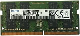 Samsung 16GB DDR4 PC4-21300, 2666MHZ, 260 PIN SODIMM, 1.2V, CL 19 laptop ram memory module