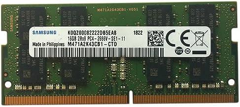 Samsung 16GB DDR4 PC4-21300, 2666MHZ, 260 PIN SODIMM,...