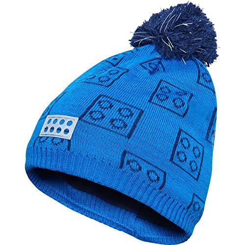 Lego Wear - Chapeau - Bébé (Fille) Bleu Bleu (Blue 541)