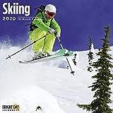 Skiing Wall Calendar 2020