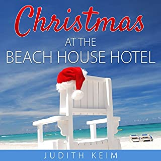 Christmas at the Beach House Hotel cover art