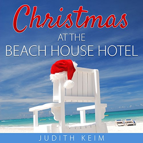 Christmas at the Beach House Hotel audiobook cover art