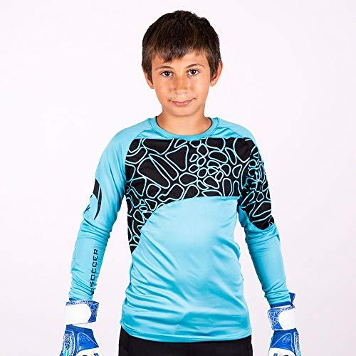 HO Soccer Jersey Furious Camiseta De Portero, Unisex niños