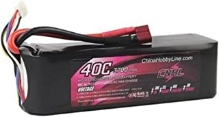 CNHL G+PLUS Li-Po 3700mAh 22.2V 6S 40C (Max 80C) Li-Po Battery RC Helicopter
