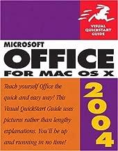 Microsoft Office 2004 for Mac OS X (Visual QuickStart Guide)