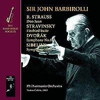R. Strauss: Don Juan/Stravinsky: Firebird Suite/...