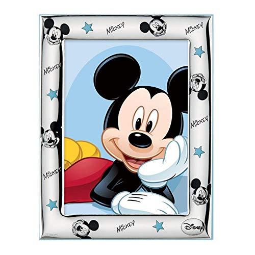 Cornice Portafoto Disney Bambino Topolino cm 13x18