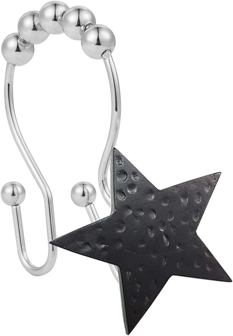 AMPM Luxury STUDIO Stylish Black Star Bathroom Special price for a limited time Decorative Re Shape Rust