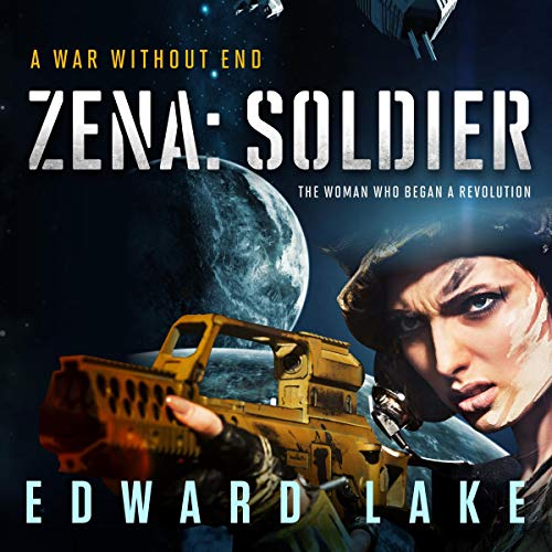 Zena: Soldier audiobook cover art