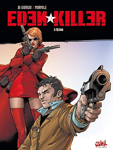Eden Killer T02: Elena