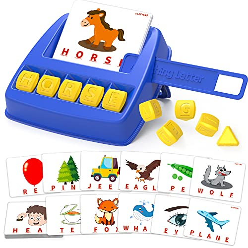 LIORQUE Learning Toys for 3 Year Ol…
