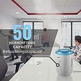 Recensione 4 Umidificatore Ambiente 4 0L Ultrasuoni