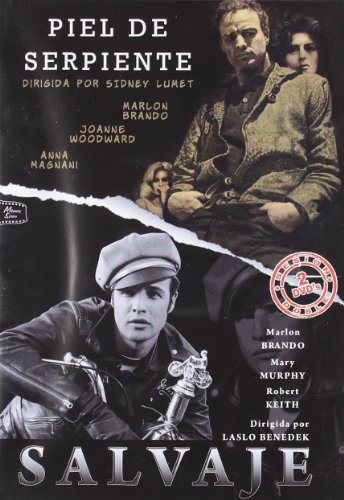 Pack: Piel De Serpiente + Salvaje [DVD]