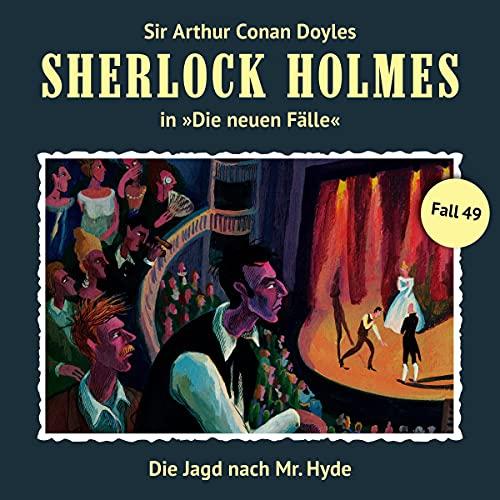 Die Jagd nach Mr. Hyde cover art