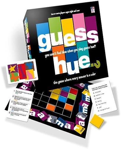 Guess Hue  Game
