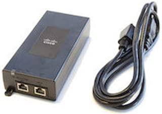 Cisco Meraki Ma-inj-5-us Mgb 802.3at Poe Injector Fd