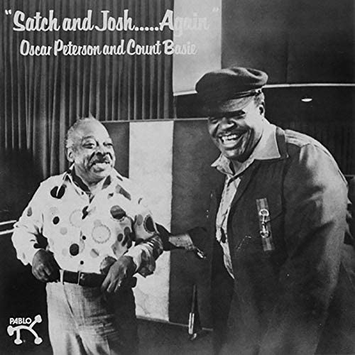 Count Basie and Oscar Peterson