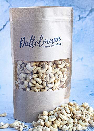 Noix de cajou crues | 1kg | Jumbo | 100% Nature | Qualité premium | Palmyra Delight