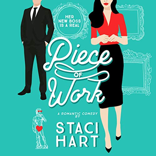 Piece of Work audiobook cover art