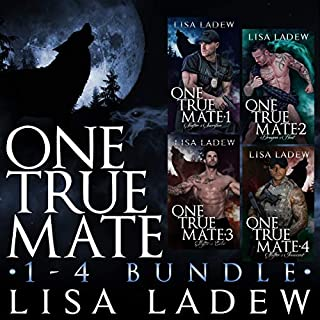One True Mate Series Bundle     Books 1-4              By:                                                                                                                                 Lisa Ladew                               Narrated by:                                                                                                                                 Michael Pauley                      Length: 33 hrs and 16 mins     7 ratings     Overall 4.6
