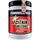 LECITHIN PULVER INSTANT | Dose 500g | Instantisiertes Soja-Lecithin reich an Phosphatidyl-Cholin und Phosphatidyl-Inositol mit Vitaminen in Arzneibuchqualität | Deutsche Herstellung
