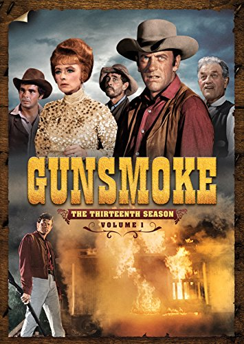 Gunsmoke - The 13th Season, Vol. 1 [RC 1]