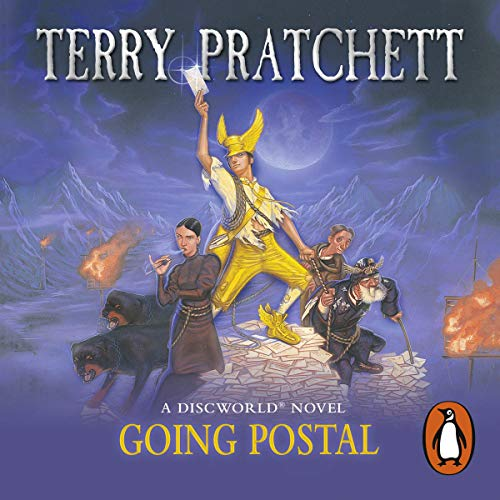 Going Postal cover art