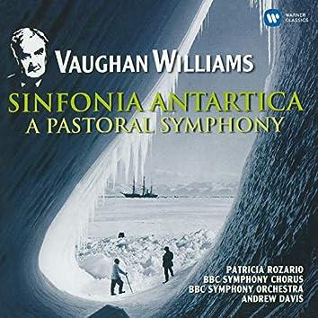"Vaughan Williams: Symphony No. 3, ""A Pastoral Symphony"" & Symphony No. 7, ""Sinfonia Antartica"""