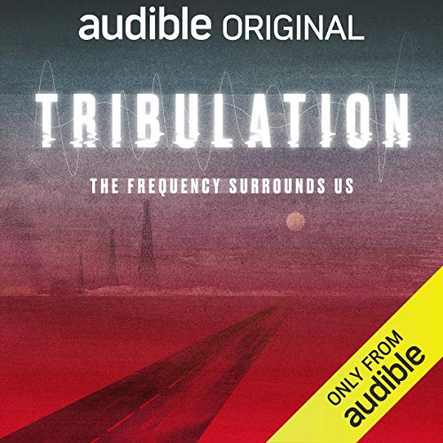 Tribulation audiobook cover art