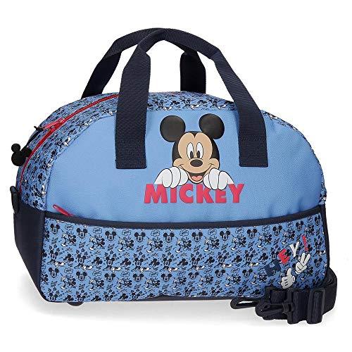 Bolsa de Viaje Mickey Moods 40cm