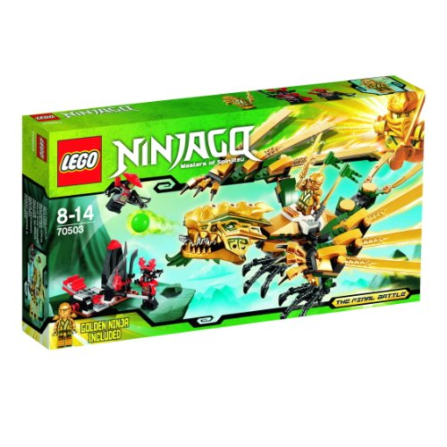 LEGO Ninjago 70503 - Goldener Drache