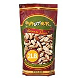 Brazil Nuts - 2 Pounds ,Whole, Shelled, Raw, Natural, No Preservatives Added, Non-GMO, NO ...
