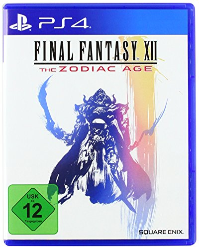 Final Fantasy XII The Zodiac Age [Playstation 4]