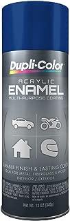 Dupli-Color EDA162007  Royal Blue General Purpose Acrylic Enamel - 12 oz.